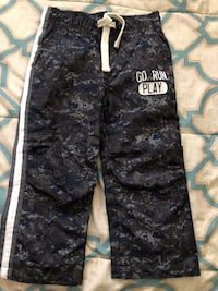 black and white camouflage pants Laredo, 78040