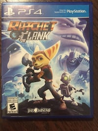 Ratchet and Clank PS4 game Mississauga, L5N 4K5