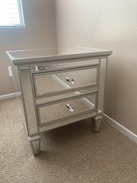 Mirrored Nightstand  Cerritos, 90703