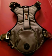 Grey deluxe Kong dog harness *New* Austin, 78741