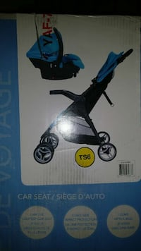 Carseat/Stroller-Costco Lift & Stroll Travel Syste