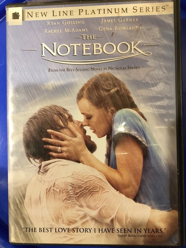 Special Price!!! The Notebook (not a notebook but the DVD / Movie?!)