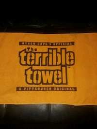 Terrible towel from pitt stadium  Liverpool, 13090