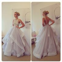 Hailey Paige Dori Gown - Wedding Dress