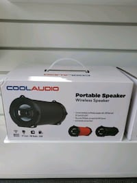Cool audio portable speaker  Silver Spring, 20902