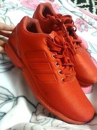 Red Adidas low-top sneakers Oxnard, 93033