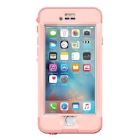 Bran New IPhone 6/6S PLUS Lifeproof Cases Pink Calgary, T1Y 3A9