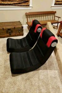 Pair of gaming chairs Frederick, 21703