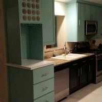 Custom kitchens Hialeah