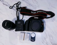DSLR Canon T3i with accessories Toronto, M5G 2H6