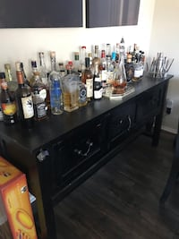 Large wood bar $200 obo Simi Valley, 93065