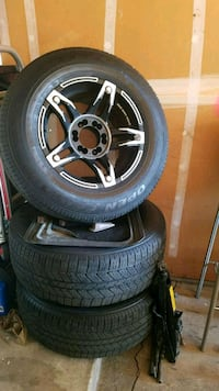 Red dirt road wheels for sale