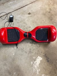 Hover board with charger