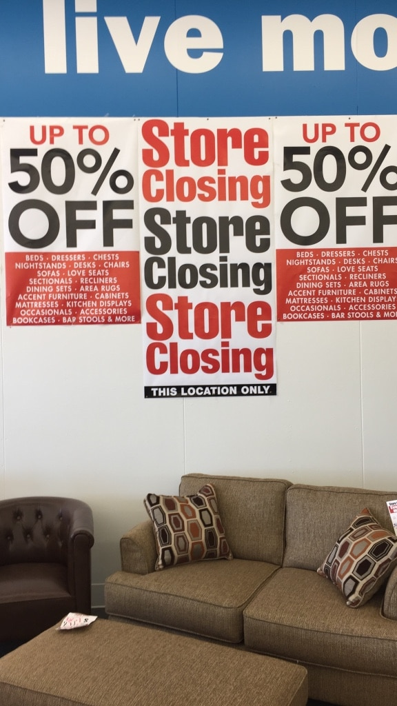 Just Cabinets Furniture And More. Pottstown Location Closing Final Days!