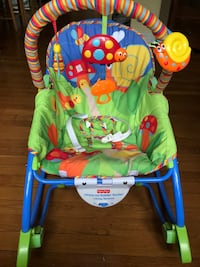 Fisher Price rocking/vibrating chair  Bethesda, 20816