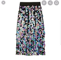 Disco Fever Skirt.  Size XL.  New Edmonton, T6M 2G7
