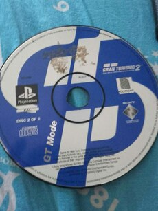 Sony PS GT mode CD \