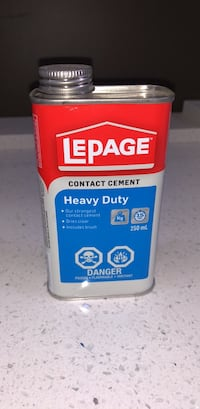 CONTACT CEMENT HEAVY DUTY  Toronto, M1S 3B1
