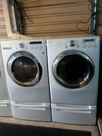 LG Washer And Dryer Travis County, 78617