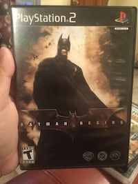 Ps2 Batman begins perfect mint $15 Miami, 33172
