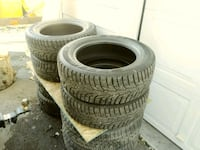 205/60R16 studded winter tires $150 Anchorage, 99518
