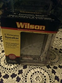 "5"" Wilson 305600chr external speaker Sterling"