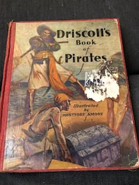 Driscoll's Book of Pirates, 1934 Mount Airy, 21771