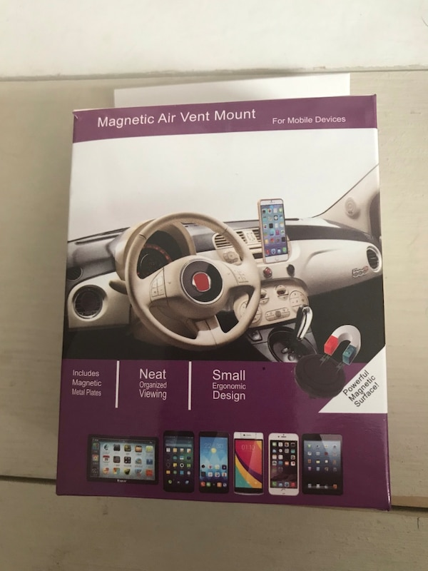 Extra Strength Magnetic Car Phone Mount