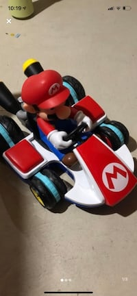 Super Mario large remote control car