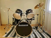 Complete Drum Package - The Perfect Christmas Gift Calgary, T3K 5G4