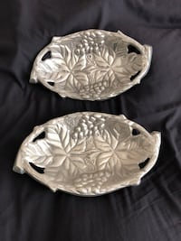 Sterling Silver Trays Lincoln, 95648