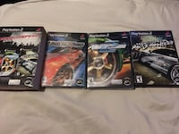 three assorted Sony PS3 game cases Livingston, 95334
