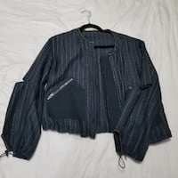 Jacket with a stylish cut on elbow (size M) Vancouver
