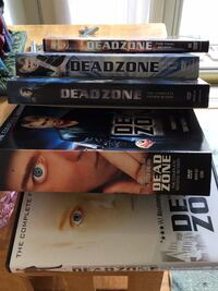 Dead Zone DVD Germantown, 20876