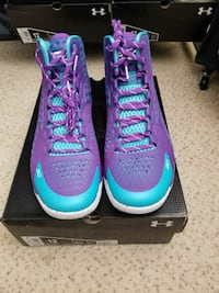 Curry one father son size 12