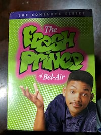The Fresh Prince of Bel-Air Complete series Sealed Surrey, V3W 3J7