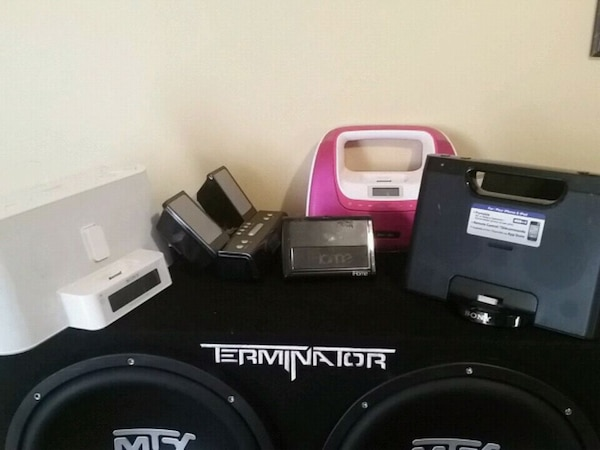 Various ipod docks/speakers can play other devices