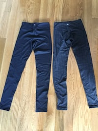 2 pair Lululemon Pants Sz 4 EUC  New Tecumseth, L9R 0B3