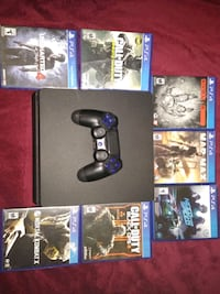 Ps4 with one controller and lots of games over 20 Sanford, 32773