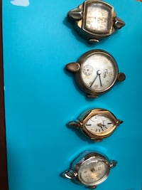 Vintage ladies watch heads  Alexandria, 22302