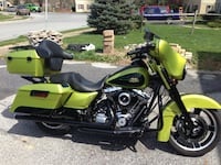 "2011 street glide 103"" East Donegal, 17547"