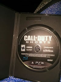Call of Duty Black Ops 3 PS3 game disc Manitowoc, 54220