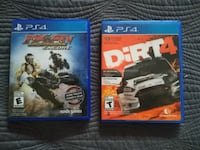 PS4 games,mint condition no scratches Calgary, T1Y