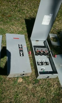 GE safety switches (x2)