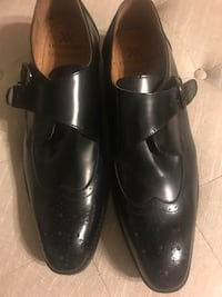 Anthony veer handcrafted men's dress shoes. size 10 1/2 Glenpool, 74066