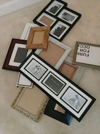 Assorted frames Ashburn, 20147