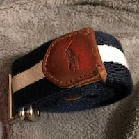 POLO Ralph Lauren Belt With Leather Mississauga