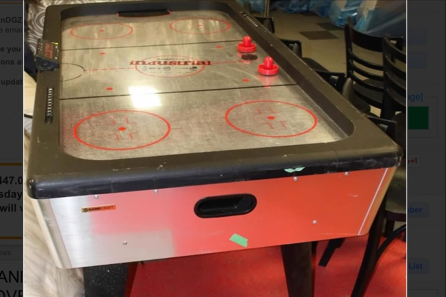 dp hockey amazon playcraft inch table sport canada air