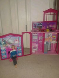 toys Barbie dollhouse Laurel, 20723