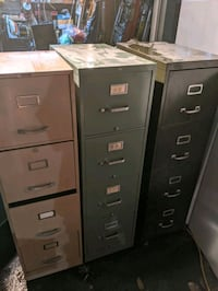 Office file cabinets, $25 each OBO